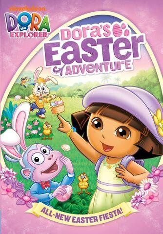 File:Dora the Explorer Dora's Easter Adventure DVD.jpg