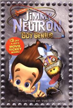 File:Jimmy Neutron Boy Genius Movie Chapter Book.jpg