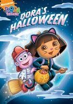 Dora the Explorer Dora's Halloween DVD 2