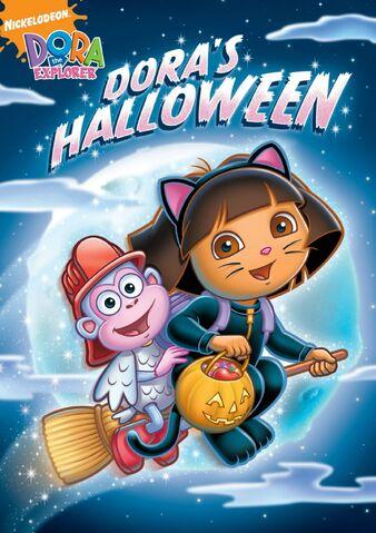File:Dora the Explorer Dora's Halloween DVD 2.jpg