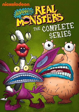 File:AaahhRealMonsters Complete Series.jpg