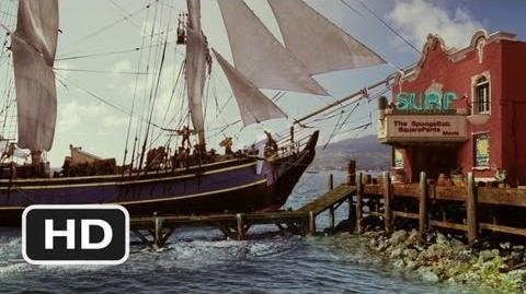 Musical Pirates - The SpongeBob SquarePants Movie (1 10) Movie CLIP (2004) HD