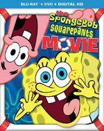 TheSpongebobSquarepantsMovie Bluray 2014