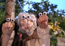 Oobi Mrs. Johnson Bella Noggin Nick Jr. TV Series 5