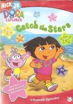 Dora the Explorer Catch the Stars DVD