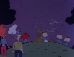 Rugrats Barbecue Story