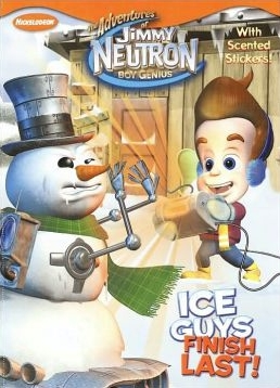 File:Jimmy Neutron Ice Guys Finish Last Book.jpg
