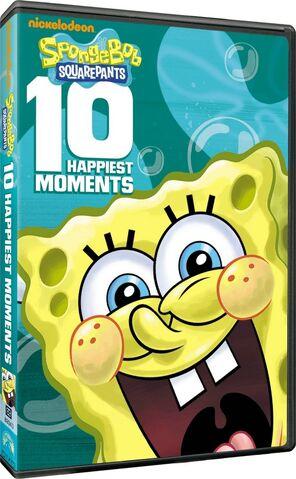 File:SpongeBob 10 Happiest Moments general retail release.jpg