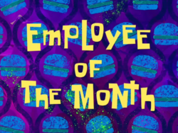 Employee of the Month