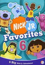 NJ Favorites Vol 6 DVD