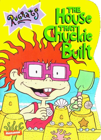 File:Rugrats The House that Chuckie Built Book.png