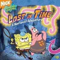SpongeBob Lost in Time Book