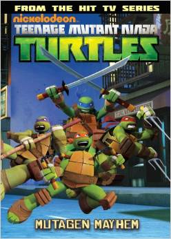 File:Teenage Mutant Ninja Turtles Mutagen Mayhem Book.jpg