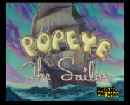 Popeye Color feature 1936