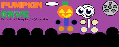 Pumpkin Dave a Poster by MeeksMan