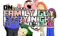 Vision 2013 Family Guy Ad