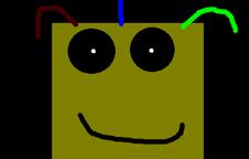 Withered Spongebob