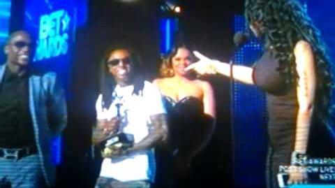 Nicki Minaj Acceptance Speech BET AWARDS 2014