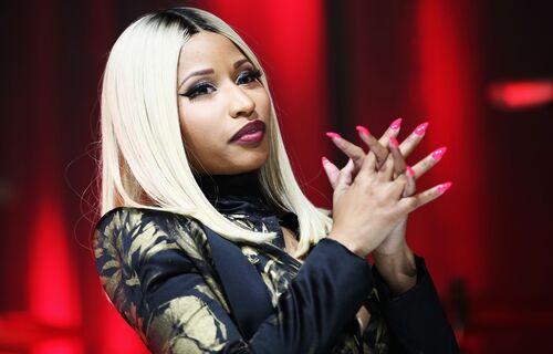 Nicki Minaj smart thoughtful