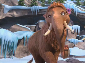 Nicki Minaj in Ice Age 4