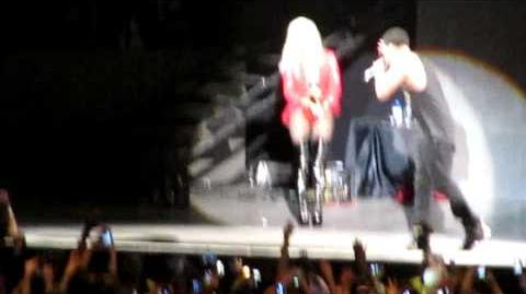 OVO Fest 2012--Drake brings out Nicki Minaj