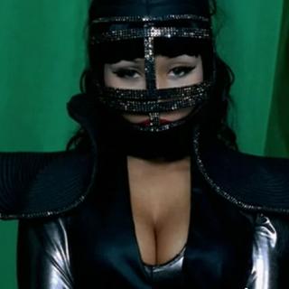 Ninja prepared to fight at