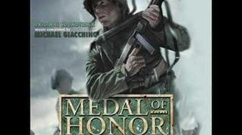 Medal of Honor Frontline OST - Sturmgeist's Armored Train