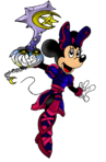 Ultima revision minnie mouse by frame10-d4lgt18
