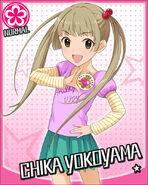 Chika Yokoyama