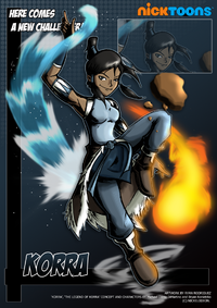 Nicktoons korra by neweraoutlaw-d55qz6y