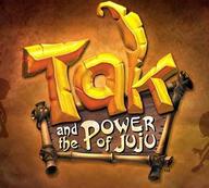 Tak and Power Of Juju - Logo