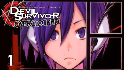 PEACEFUL DAYS DIED - Let's Play - Devil Survivor Overclocked - 1 - Walkthrough Playthrough