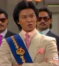 Tim Dang as Prince Maurice