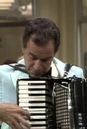Brian Greene as Accordian Player