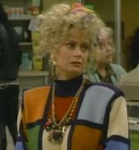 Cathy McAuley as Wanda Flinn