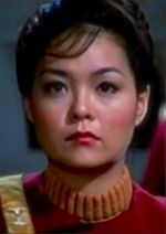 Jeanne Mori Star Trek III (1984)