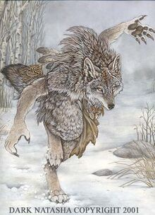 Winter spirit by darknatasha