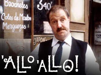 Allo Allo cover photo