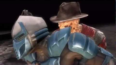 Mortal Kombat Freddy Krueger Fatalities Babality Ending