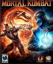 Mortal Kombat PS3 Boxart