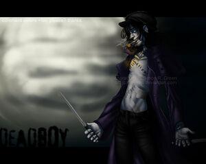 Deadboy by neekko