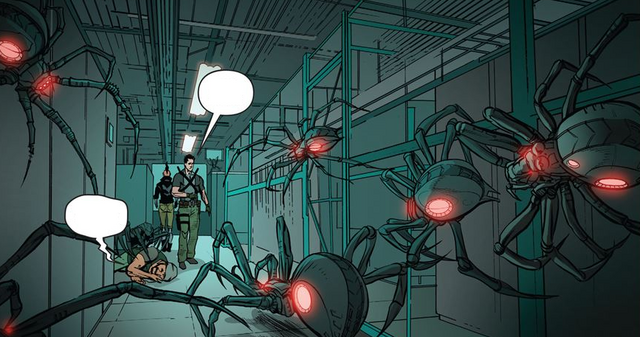File:Grayson 14 - Dick confronts Security drones in Eternal Circle.png