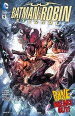 Batman & Robin Eternal 9 Cover