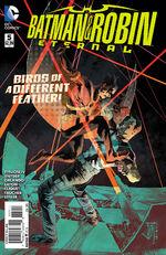 Batman and Robin Eternal 5 Cover