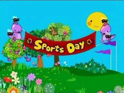 Sports Day-Title Card