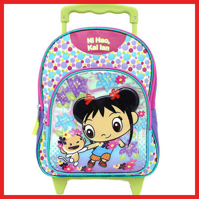 "File:Ni Hao Kai Lan Shcool Rolling Backpack 12"" Small Roller Trolley.jpeg"