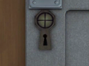 A Deck earth lock