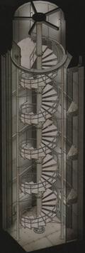 Exitstairsart