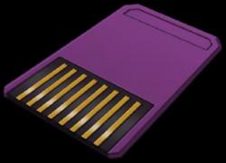 PurpleMemoryCard