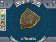 Coffin Emblem